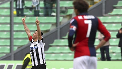 Udinese Genoa 2-0 highlights