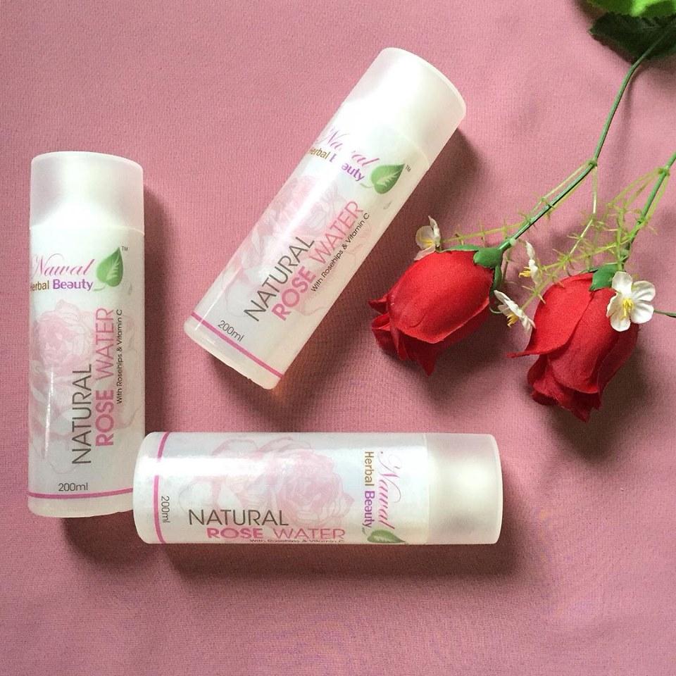 Nawal Herbal Beauty Testimoni Sabun Kolagen Rose Natural Water