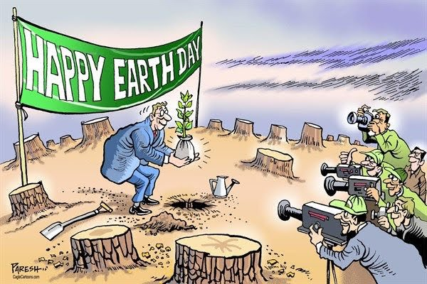 Happy #EarthDay 2018