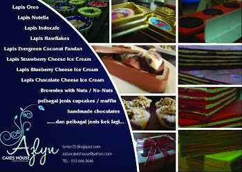 My passion...  ~ azlyn cakes house ~
