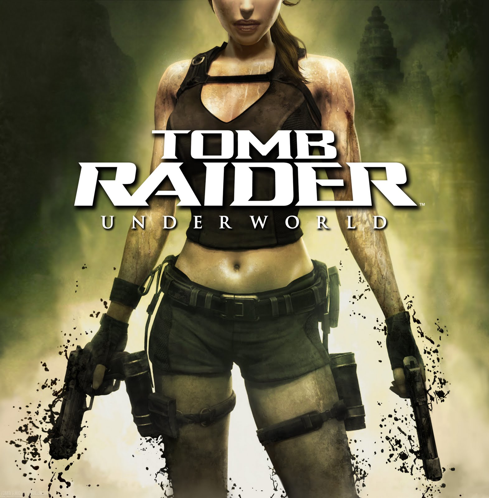 Tomb Raider Underworld HD desktop wallpaper  - tomb raider underworld wallpapers