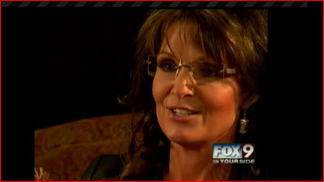 "Sarah Palin-The Path To Trump's Presidency: Video;Sarah Palin Interview Fox9 Boise Idaho ""Power ..."