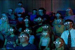 الأفلام ثلاثية الأبعاد لإكتشاف من لديهم مشاكل فى البصر