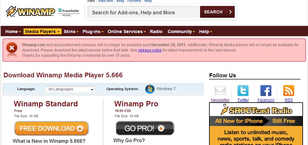 download winamp 5.666 full build 3516