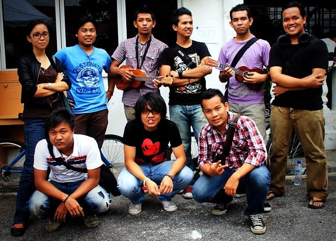 ukulele day malaysia 2012 pictures