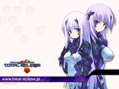 Muv-Luv Alternative Total Eclipse Wallpaper