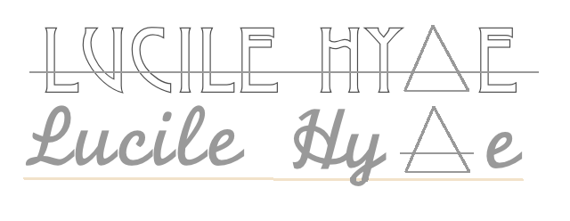 Lucile Hyde Skydriver.