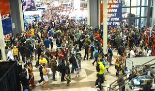 Comic Con 2012 by MK Metz