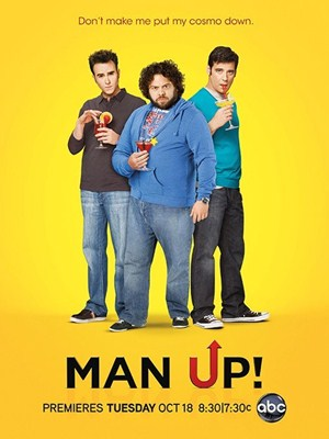 Download - Man Up! 1ª Temporada Completa - RMVB Legendado