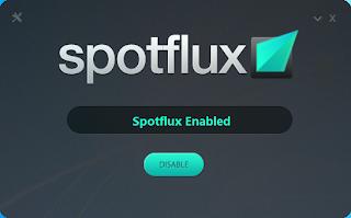 Spotflux 2.9 - Enable