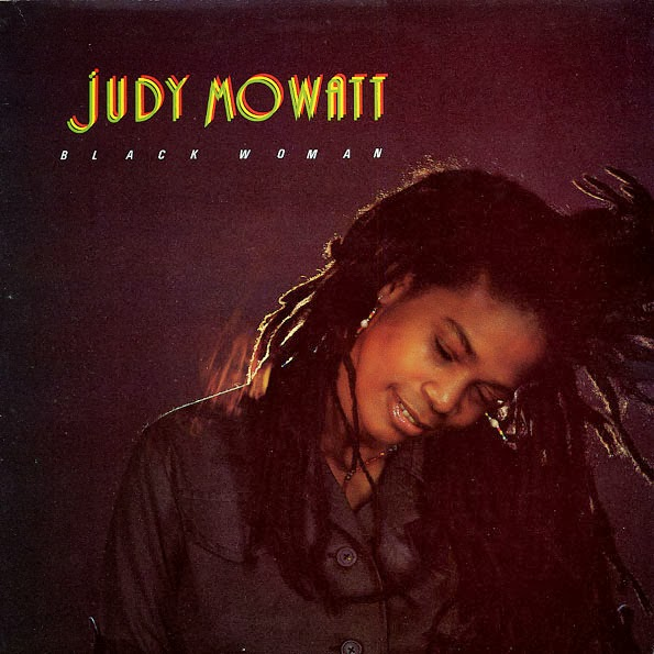 JUDY MOWATT - Black Woman