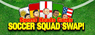 Sports Heads: soccer Squad Swap