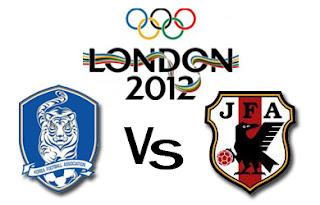 Prediksi Korea Selatan vs Jepang Olimpiade London 11 Agustus 2012