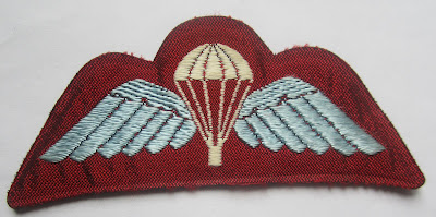Junior Parachute Company Wing