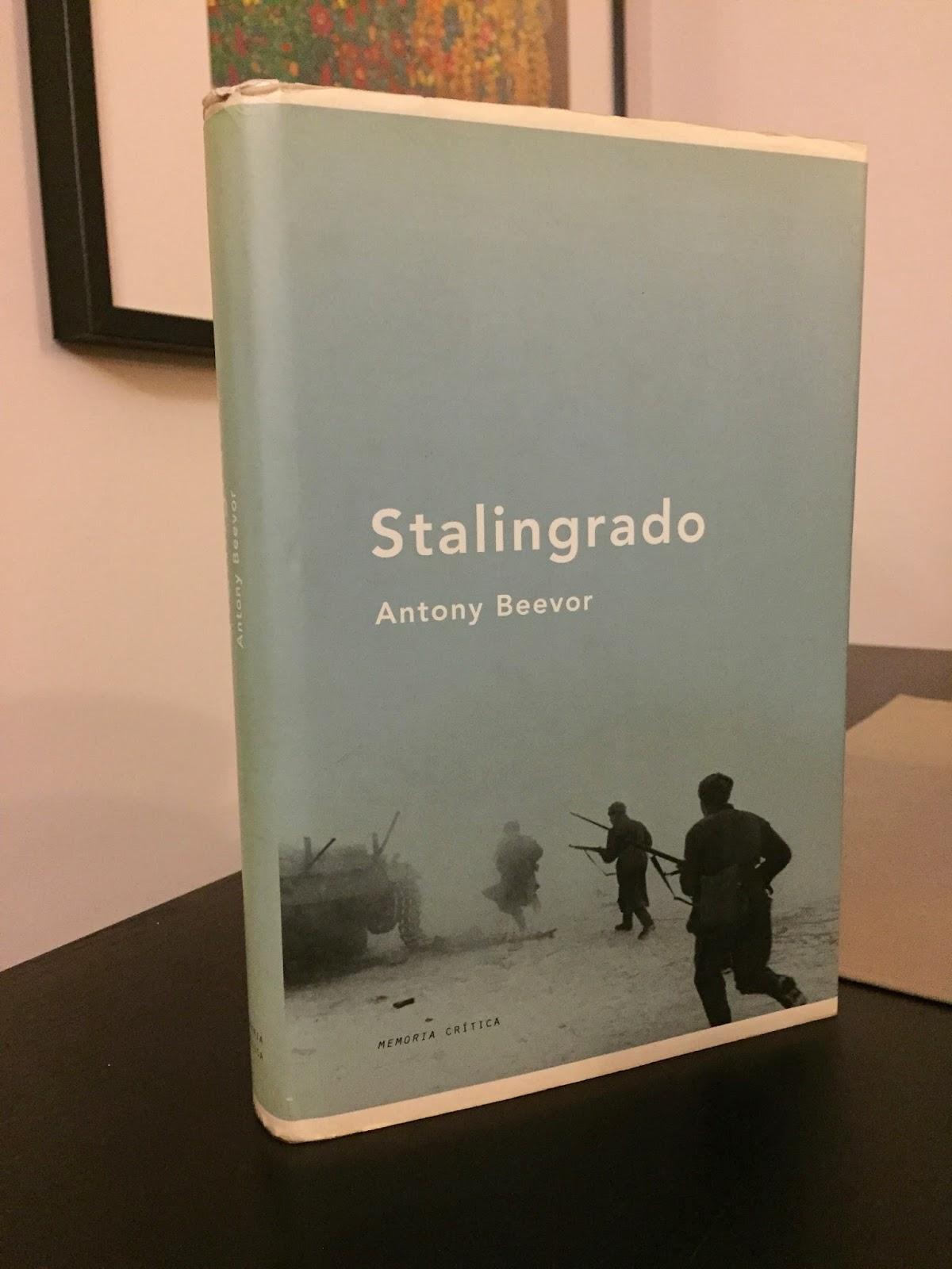 Stalingrado, Antony Beevor, Segunda Guerra Mundial