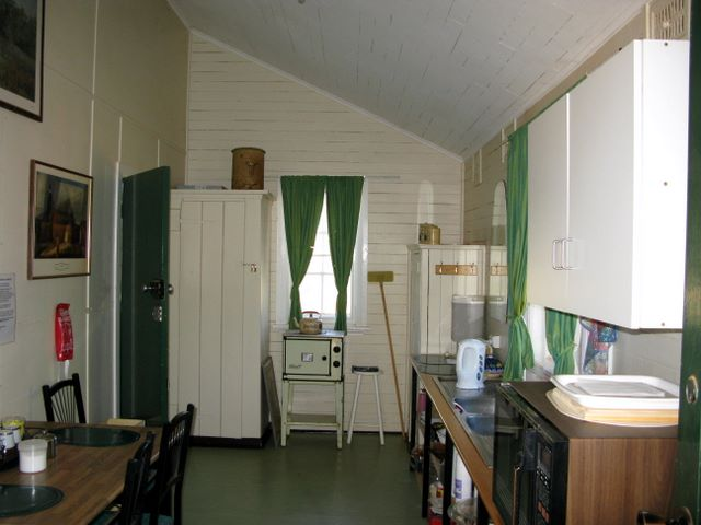 Parks Camp Kitchen