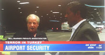 VIDEO: News Channel 8 talks with terrorism expert Bill Warner TIA Security