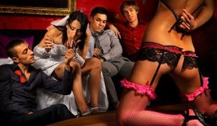 strippeklubb hva betyr kåt