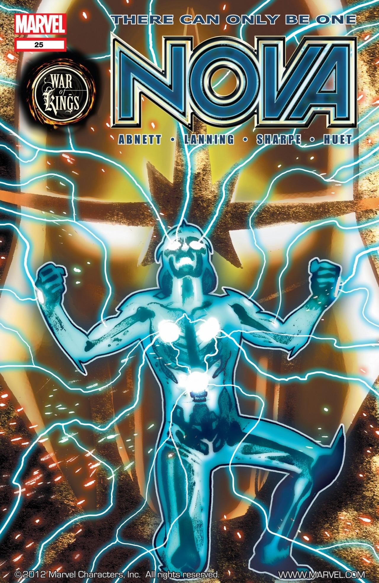 Nova (2007) issue 25 - Page 1