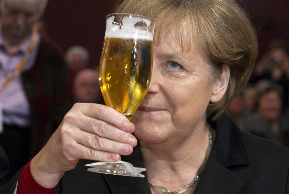 He Doesn T Like To Drink Beer In German