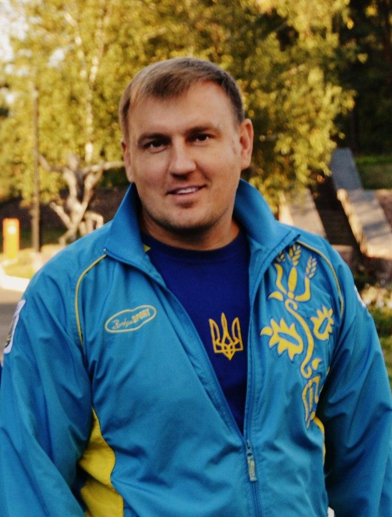 Президент Полтавської федерації                     тхеквондо.