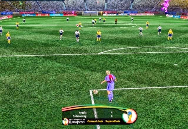 Cup Football Games 2002 Fifa World Cup pc Game