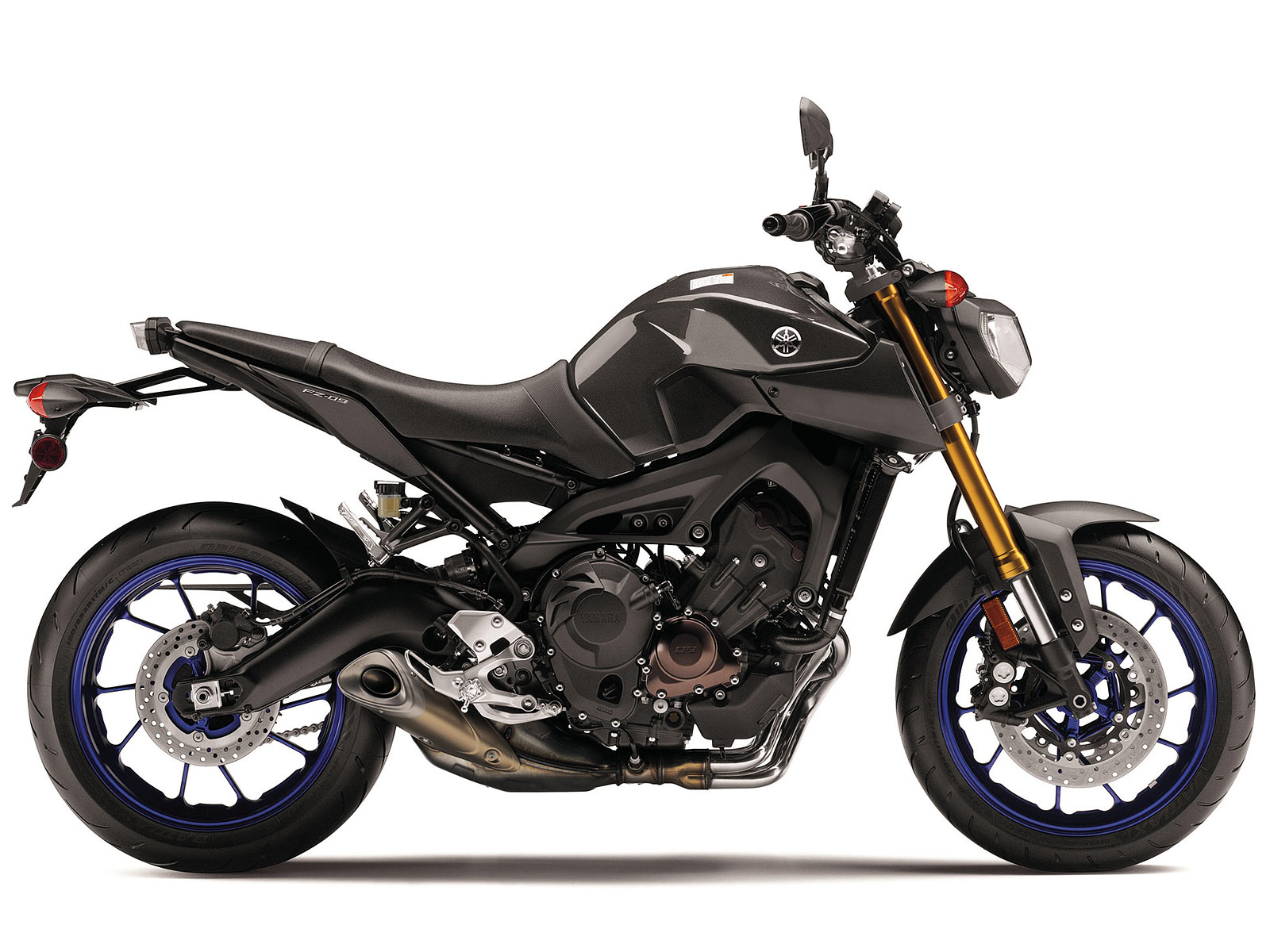 2014 fz 09 yamaha insurance information pictures specs for Yamaha fz 09 horsepower