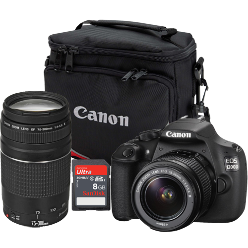 Canon EOS 1200D, Canon EOS 1200D review, new Canon camera, new DSLR camera, Full HD video, creative filters, kamera prosumer,