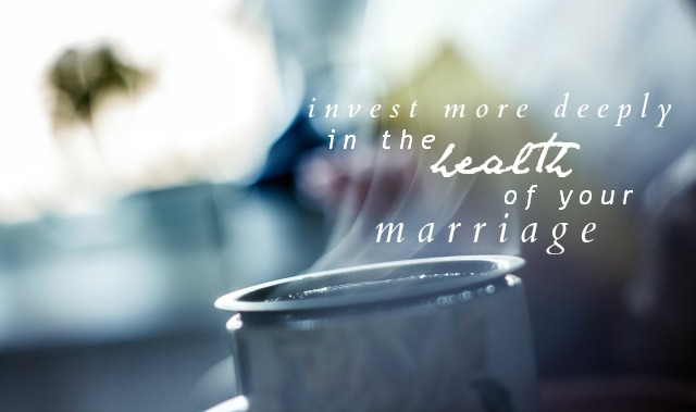 strategies for investing in your marriage