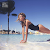 MIAMI BEACH STYLE STELLA MAXWELL by. DAVID BELLEMERE