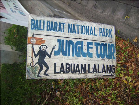Taman Nasional Bali Barat Jungle Tour