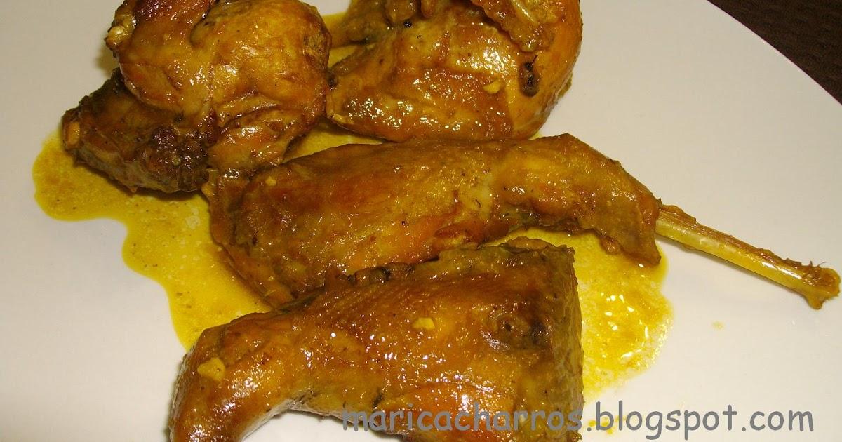 Maricacharros perdices doradas - Como cocinar perdices ...