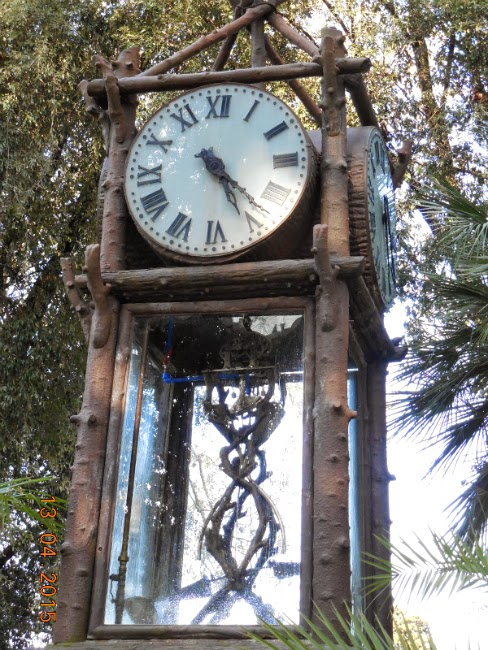 orologiul cu apa