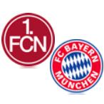 Live Stream FC Nürnberg - FC Bayern München
