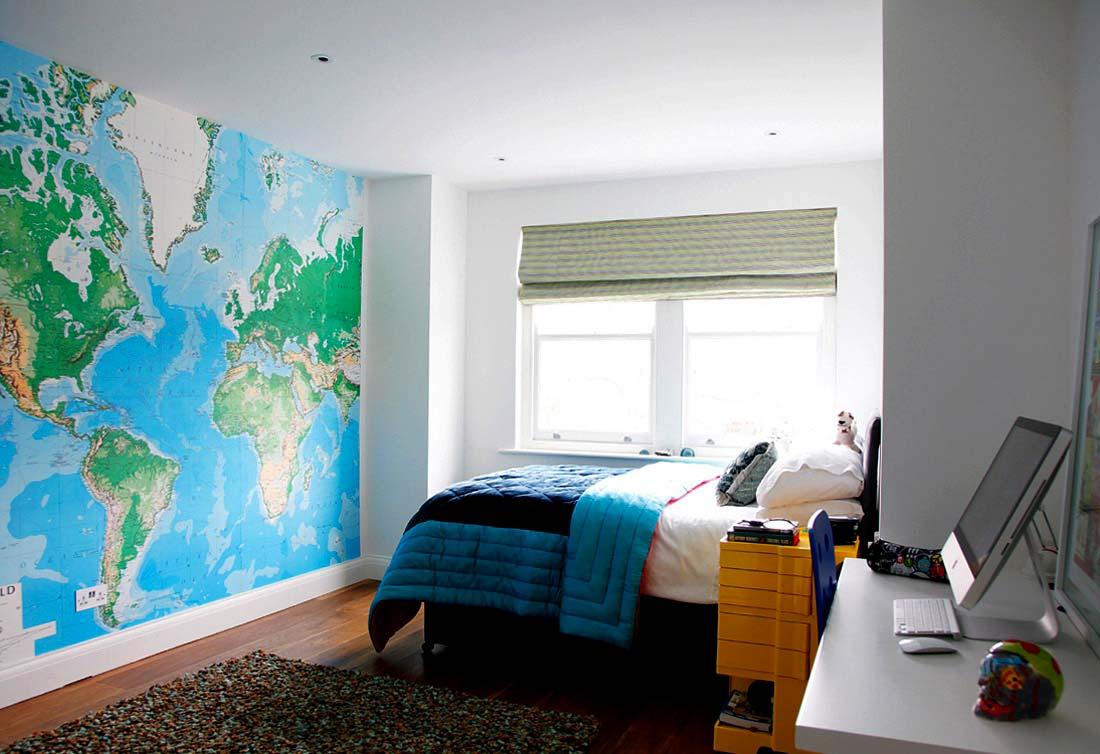 дизайн интерьера: дом в англии