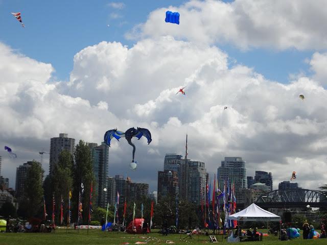 kites in vancouver