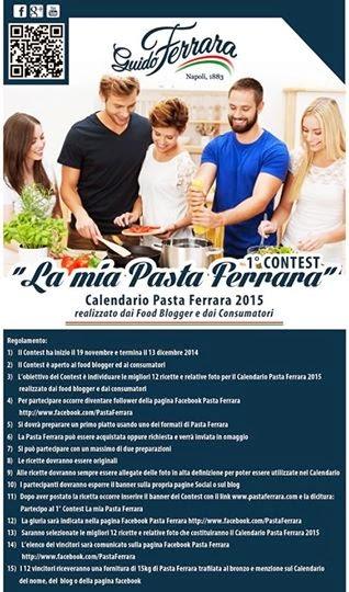 Ho vintoooo il 1° Contest Pasta Ferrara