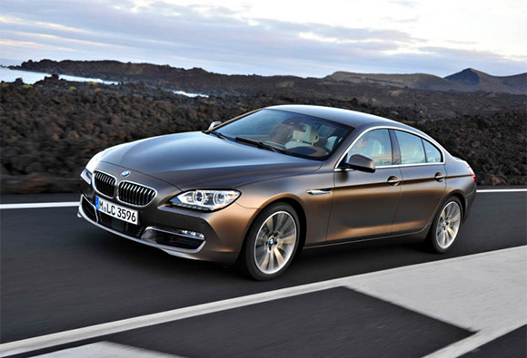 bmw 6 series gran coupe 2013. Black Bedroom Furniture Sets. Home Design Ideas