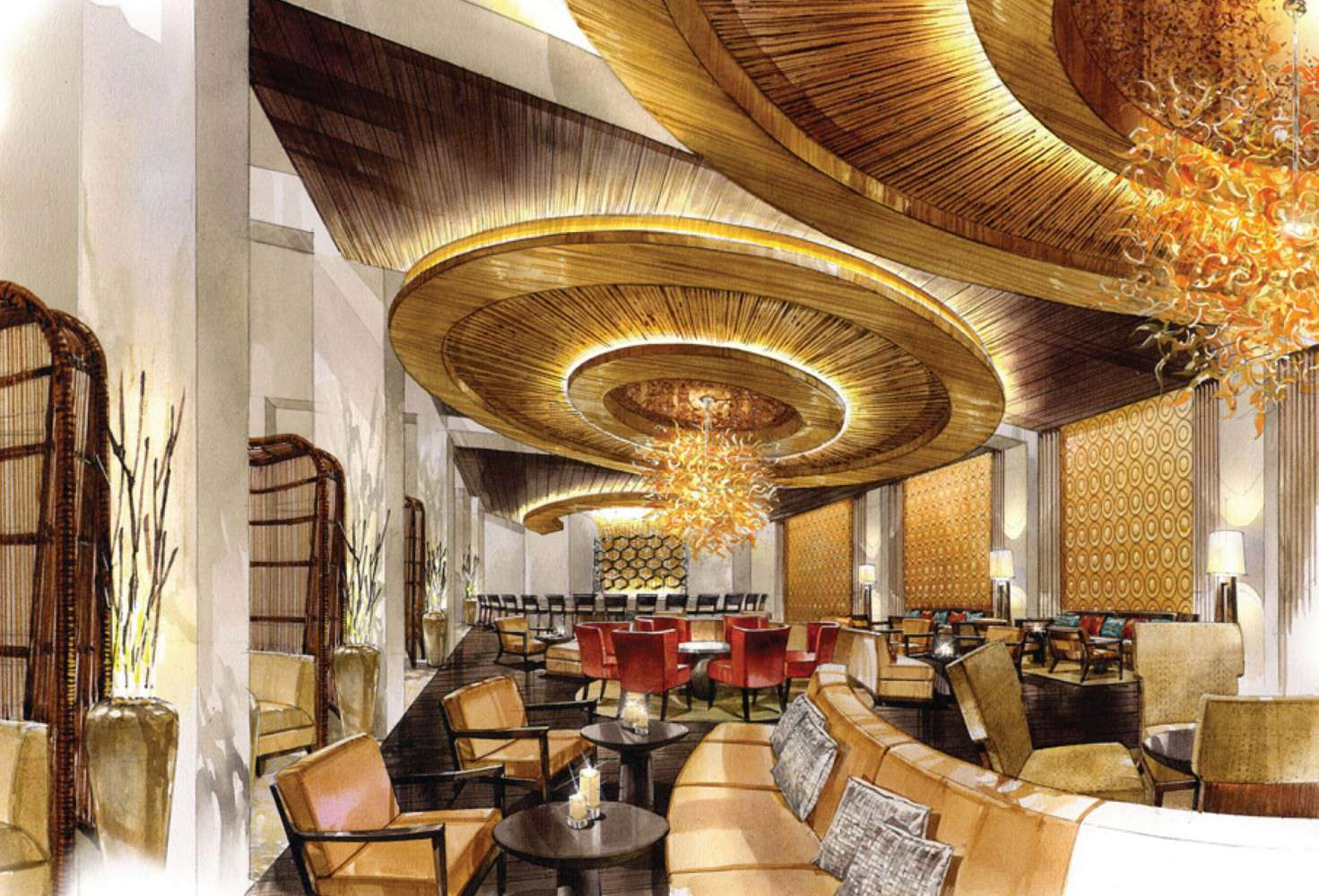 Ghana rising luxe interiors kempinski hotel gold coast for Interior decoration ghana