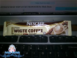 Ketagih Nescafe