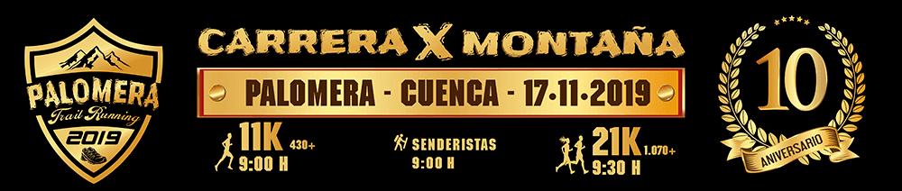 X Carrera por Montaña de Palomera