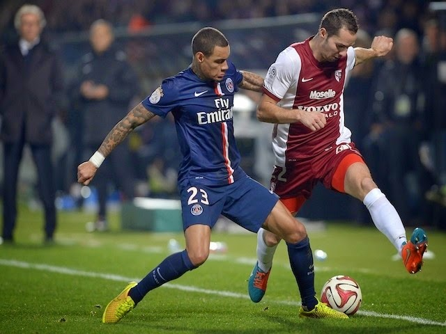 Tip kèo thơm Paris Saint Germain vs Metz