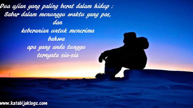 kata kata bijak islami tentang kesabaran