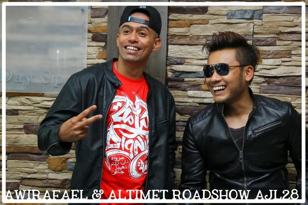 Anugerah Juara Lagu 28 Roadshow
