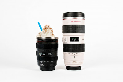 Canon Camera Lens Cups