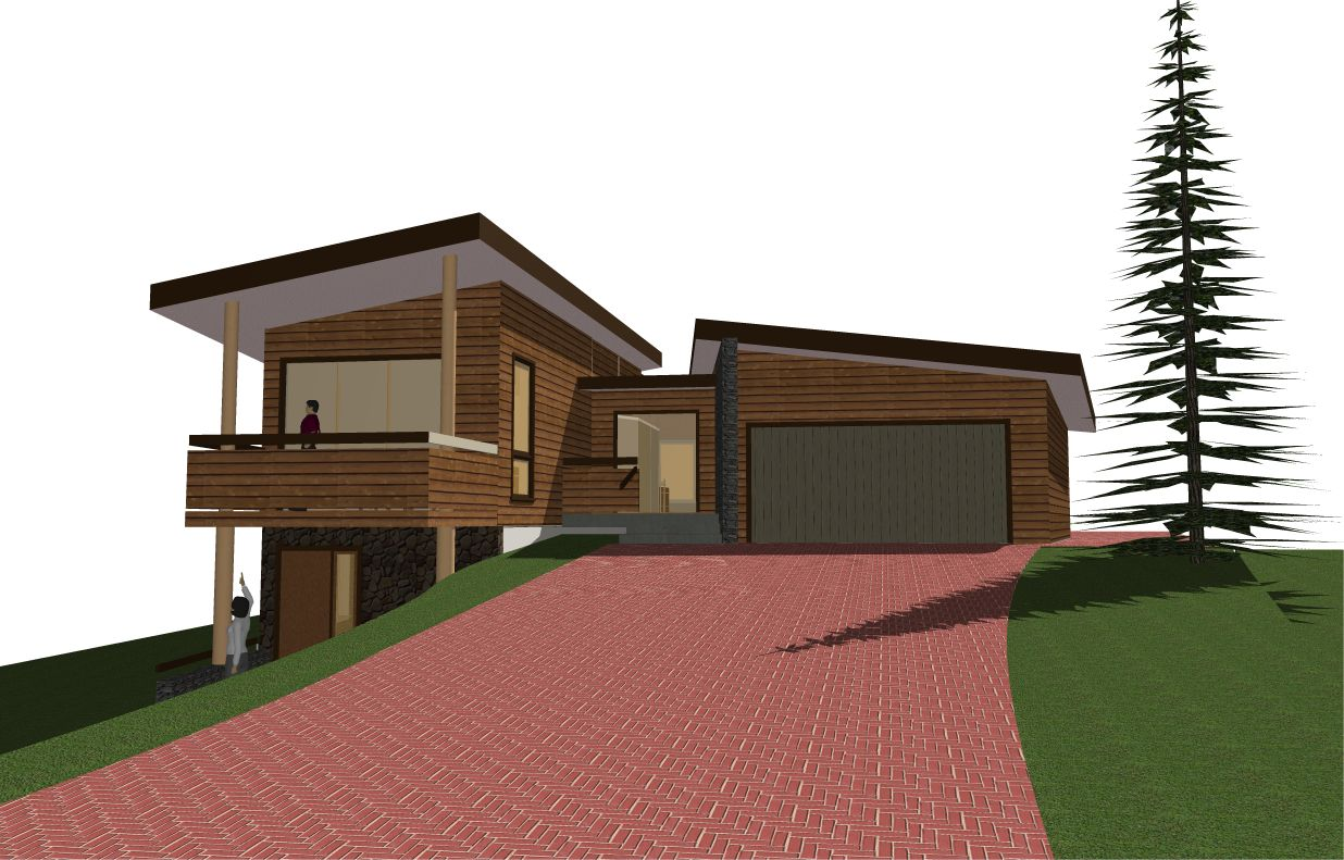 House design brief example - In Brief We Like The Overall Impression But Will Be Looking For Changes In A Number Of Details For Example Given The Site Has Mainly Dark Grey Rock Any