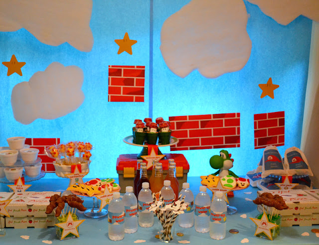 Mario party full table