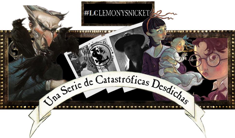 #LCLemonySnicket