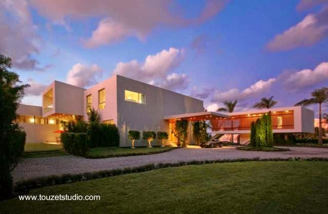 Residencia contemporáneo de lujo en La Gorce, Miami