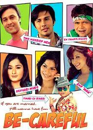 Be Careful Hindi Movie Mp3 Songs  (2011)